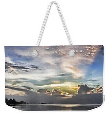 Heaven's Light - Coyaba, Ironshore Weekender Tote Bag