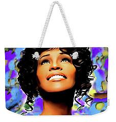 Heaven's Songbird Weekender Tote Bag