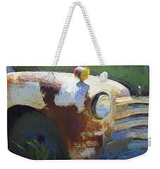 Heavy Chevy Dop Weekender Tote Bag