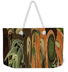 Heavy Rotation Weekender Tote Bag