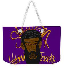 Hebrew Shalom 1 Weekender Tote Bag