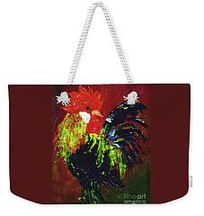 Hector Weekender Tote Bag