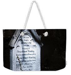 Hedera Weekender Tote Bag