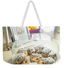 Hedgehog Shortbread Cookies Weekender Tote Bag