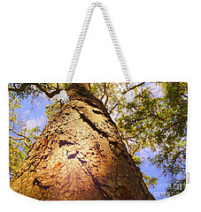 Height Weekender Tote Bag by Cassandra Buckley