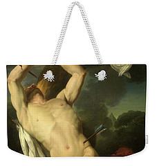 Heilige Sebastiaan Weekender Tote Bag
