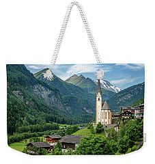 Heiligenblut Am Grossglockner Weekender Tote Bag