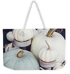 Heirloom Pumpkins And Antlers Weekender Tote Bag