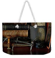 Heirlooms Reflecting Back 2 Weekender Tote Bag