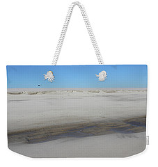 Helecopter Shirley New York Weekender Tote Bag