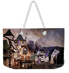 Helen Georgia Weekender Tote Bag by Bob Pardue