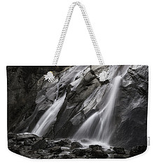 Helen Hunt Falls Weekender Tote Bag by Sennie Pierson