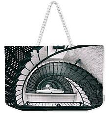 Helix Eye Weekender Tote Bag