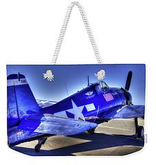 Hellcat Weekender Tote Bag