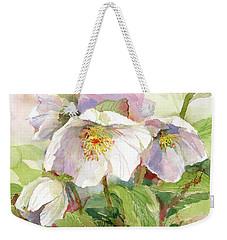 Hellebore Weekender Tote Bag