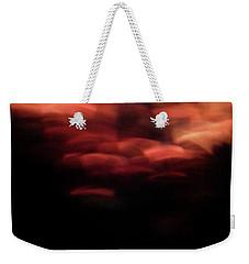 Hellfire 003 Weekender Tote Bag by Lon Casler Bixby