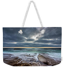 Hellishly Heavenly Weekender Tote Bag