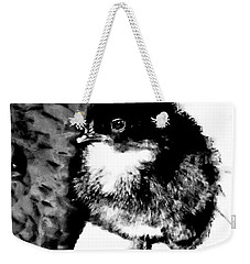 Hello Baby Chick Weekender Tote Bag