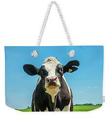 Hello Bessie Weekender Tote Bag