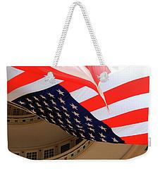 Hello Boston Weekender Tote Bag