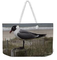 Hello Friend Weekender Tote Bag by Roberta Byram