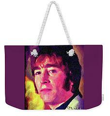 Hello Goodbye To John Weekender Tote Bag
