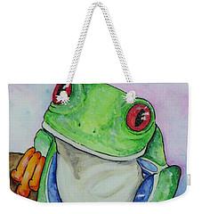 Hello Weekender Tote Bag