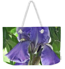 Hello Spring Weekender Tote Bag by Mikki Cucuzzo