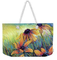 Hello Sunshie Weekender Tote Bag