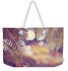 Weekender Tote Bag featuring the photograph Hello Sunshine by Melanie Alexandra Price
