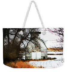 Hello There Weekender Tote Bag by Julie Hamilton