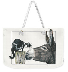 Hello There Weekender Tote Bag