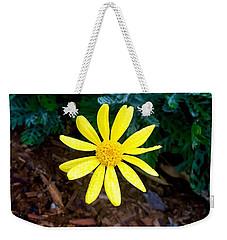 Hello Yellow Weekender Tote Bag
