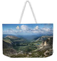 Helms Lake Valley 2 Weekender Tote Bag