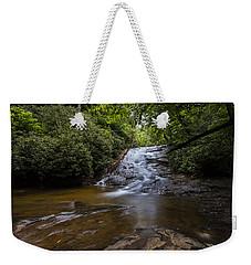 Helton Creek Falls 2 Weekender Tote Bag by Sean Allen
