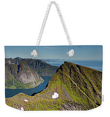 Helvete And Kirkefjord From Munken Weekender Tote Bag