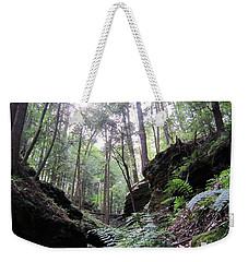 Hemlock Gorge Weekender Tote Bag