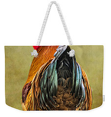 Hen Party Does My Bum Look Big In This Weekender Tote Bag by Linsey Williams