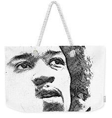 Hendrix Weekender Tote Bag