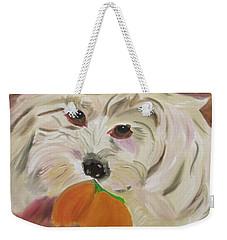 Henry's Love Weekender Tote Bag by Meryl Goudey