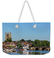 Henley On Thames Weekender Tote Bag