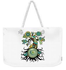 Henna Tree Of Life Weekender Tote Bag