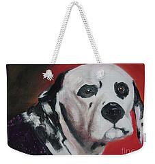 Henry Weekender Tote Bag by Lyric Lucas