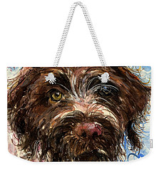 Henry Weekender Tote Bag by Molly Poole