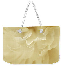 Weekender Tote Bag featuring the photograph Her Angelic Ways by The Art Of Marilyn Ridoutt-Greene