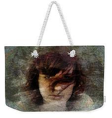 Her Dark Story Weekender Tote Bag