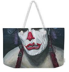 Her Tears Weekender Tote Bag