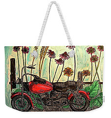 Her Wild Things  Weekender Tote Bag