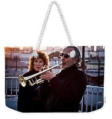 Herb Alpert Weekender Tote Bag