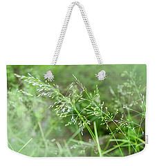 Herbs Close Up Weekender Tote Bag by Vlad Baciu